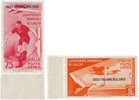 Italien 1934 - Sassone A35/37 - Postfrisk