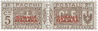 Italie 1926-1931 - Sassone 43 - Neuf