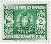 Italien 1934 - Sassone 61 - Postfrisk