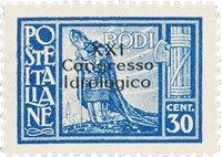Italien 1930 - Sassone 16 - Postfrisk