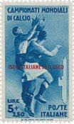 Italien 1934 - Sassone 79 - Postfrisk