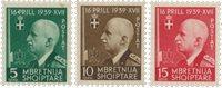 Italien 1942 - Sassone 30/32 - Postfrisk
