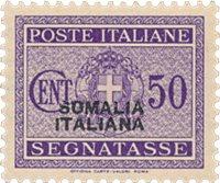Italien 1934 - Sassone 58 - Postfrisk