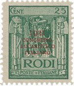 Italien 1931 - Sassone 33 - Postfrisk