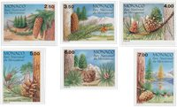 Monaco 1991 - YT 1799/1804 - Neuf