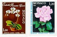 Monaco 1979 - Michel 1199/1200 - Neuf