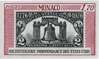 Monaco 1976 - Michel 1055 - Neuf