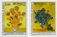 Monaco 1978 - Michel 1161/1162 - Postfrisk