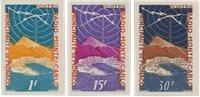 Monaco 1951 - Michel 376/378 - Neuf