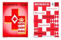 Monaco 1993 - YT 1906/1907 - Postfrisk