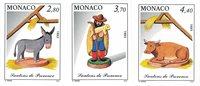 Monaco 1993 - YT 1912/1914 - Postfrisk