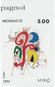 Monaco 1993 - YT 1909 - Postfrisk