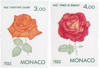 Monaco 1992 - YT 1839/1840 - Postfrisk