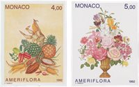 Monaco 1992 - YT 1830/1831 - Postfrisk
