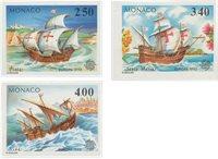Monaco 1992 - YT 1825/1827 - Postfrisk