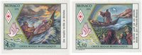 Monaco 1991 - YT 1797/1798 - Neuf