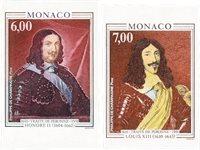 Monaco 1991 - YT 1787/1788 - Neuf