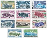 Monaco 1975 - MICHEL 1191-1201 - Mint