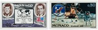 Monaco 1970 - Michel 829/830 - Neuf