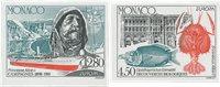 Mónaco 1994 - YT 1935/1936 - Nuevo