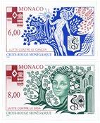 Monaco 1994 - YT 1960/1961 - Neuf