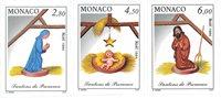 Monaco 1994 - YT 1957/1959 - Neuf