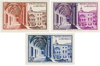 Monaco 1952 - Michel 383/385 - Neuf
