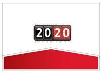 Belgique - Collection Annuelle 2020 - Collection annuelle neuve