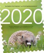Finland - Årsmappe 2020 - Årsmappe postfrisk