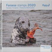Islas Feroe - Libro anual 2020 - Colección anual nuevo