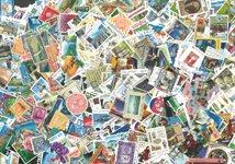 New Zealand - Frimærkepakke - 1200 forskellige