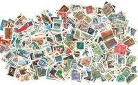 Canada - Frimærkepakke - 500 forskellige