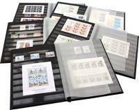 EUROPA CEPT - Kokoelma viidessä säiliökirjassa