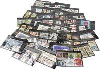 Gehele Wereld - 500 verschillende insteekkaarten -  Box A