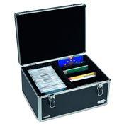 Collector case CARGO MULTI XL - Black/silver