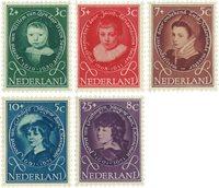 Nederland 1955 - NVPH 666-670 - Postfris