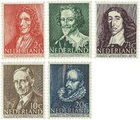 Holland 1947 - NVPH 490-494 - Postfrisk
