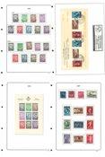 Belgien - Postfrisk og stemplet samling 1941-1960