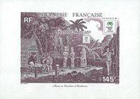 Polynesien - YT BF14 - Postfrisk