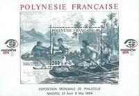 Polynesien - YT BF9 - Postfrisk