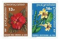 Polynesien - YT 119/20 - Postfrisk