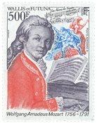 Wallis PA172 * 500 fr Mozart 1991