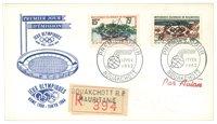 Mauritanie - Env. 1er jour 1962 - Jeux Olympiques