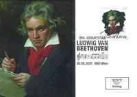 Autriche - Ludwig van Beethoven - Cartes Maximum