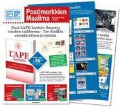 Postimerkkien Maailma - LPG205
