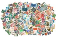 Worldwide - Cancelled duplicate lot - 10000 stamps