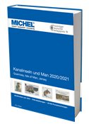 MICHEL - Channel Islands and Isle of Man 2020/2021  - Stamp catalogue