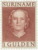 Suriname 1951 - NVPH 294 - ubrugt