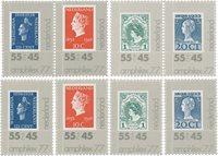Holland 1977 - NVPH 1137/40 en 1137/38a, 1139/40a - Postfrisk