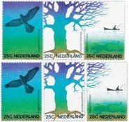 Holland 1974 - NVPH 1043/45, 1043/45a - Postfrisk